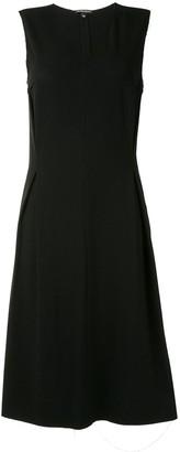 Ann Demeulemeester A-line dress