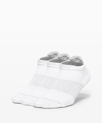 Lululemon Daily Stride Low Ankle Sock *3 Pack