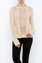 Endless Rose Close Ties Sweater