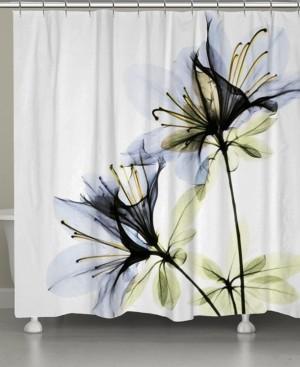 Laural Home Azalea Shower Curtain Bedding