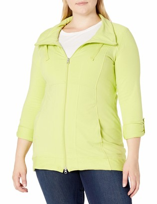 Neon Buddha Women's Plus Size Ameena Jacket