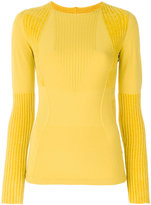 Antonio Marras fitted knitted top