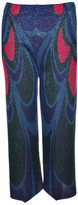 Circus Hotel Printed Trousers