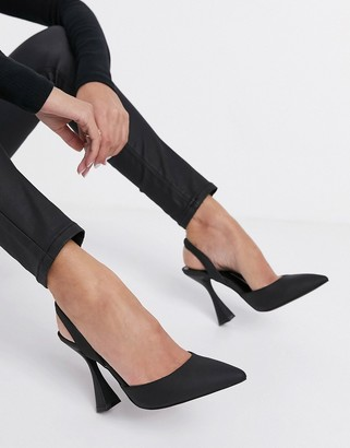 Call it SPRING by ALDO Ivyy strappy heeled shoe in black