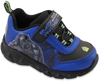 Unbranded Marvel Black Panther Toddler Boys' Light Up Shoes