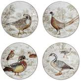 Williams-Sonoma Williams Sonoma Plymouth Woodland Birds Salad Plates, Set of 4