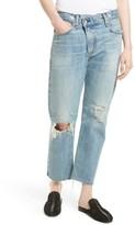 Rag & Bone Women's Wicked Boyfriend Jeans