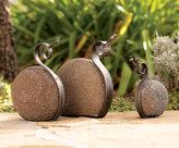 River Rock Snails