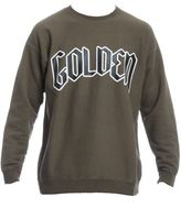 Golden Goose Deluxe Brand Brown Cotton Knit