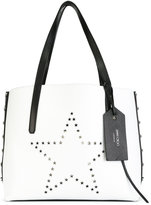 Jimmy Choo Twist East West tote - women - Calf Leather - One Size