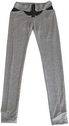 By Zoé Grey Cotton Trousers for Women