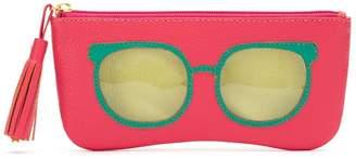 Sarah Chofakian Leather Sunglasses Case