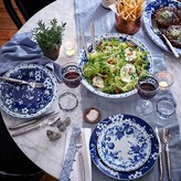 French Blue Bouquet Dinnerware Collection