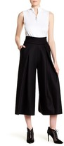Milly Solid Gaucho Pant