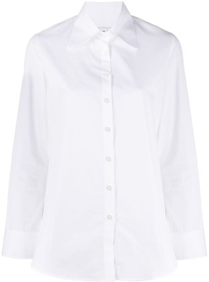 Each X Other Oversized Collar Shirt