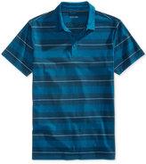 Tavik Men's Swift Stripe Cotton Polo