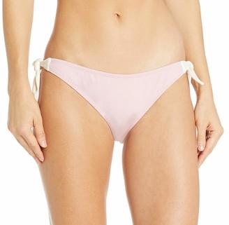 Eberjey Women's So Solid Ursula Knot Side Bikini Bottom