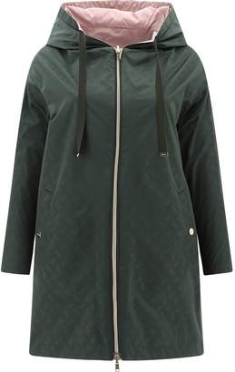 Herno Reversible Hooded Parka Coat