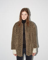 Etoile Isabel Marant Abril Easy Fur Jacket
