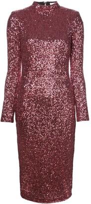 Rebecca Vallance sequin embellished dress