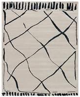 Kate Spade Gramercy Sketch Area Rug, 4' x 6'