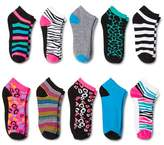Modern Heritage Women's Fashion Socks 10-Pack - Black One Size