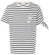 J.W.Anderson Bretron Strip Knot T-shirt