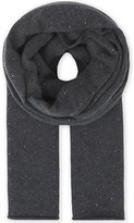 William Sharp Medium Gauge cashmere scarf