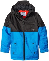 Volcom Cascade INS Jacket Boy's Coat