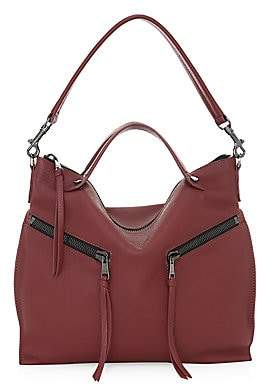 Botkier Women's Trigger Leather Hobo Bag