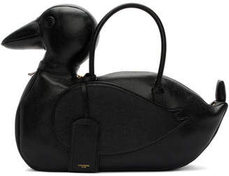 Thom Browne Black Duck Icon Bag