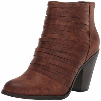 Fergie Womens Whippy Whiskey Booties 12 M