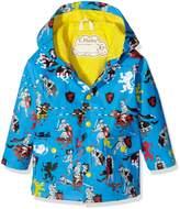 Hatley Little Boys' Classic Printed Raincoat