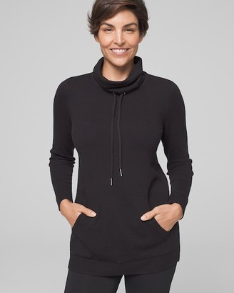 Soma Intimates Sporty Funnel Neck Pullover