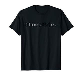 Foodie Vibes Chocolate T-Shirt