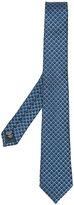 Z Zegna printed tie