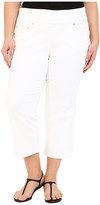 Jag Jeans Plus Size Echo Crop in Dolce Twill