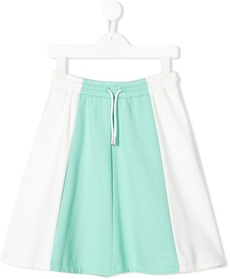 Marni Colour Block Skirt