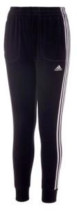 adidas Big Girls Velour Jogger Pants