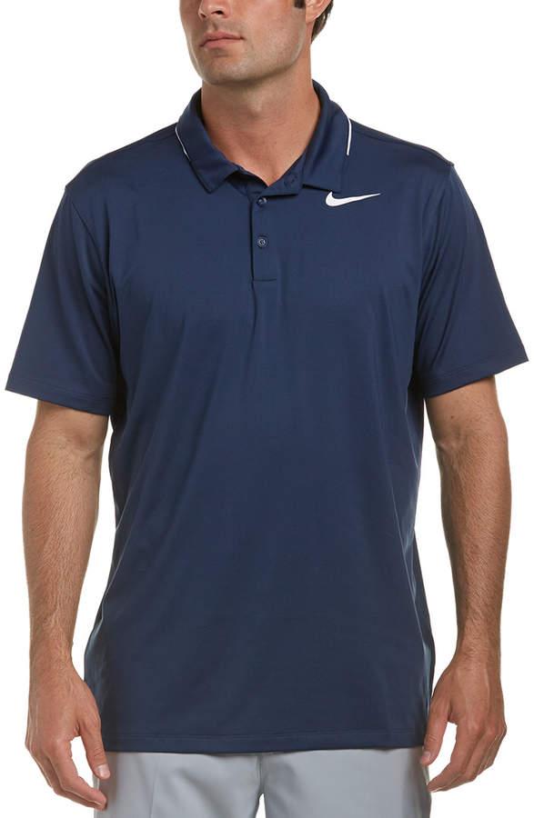 9c5b09123 No Collar Golf Shirt - ShopStyle