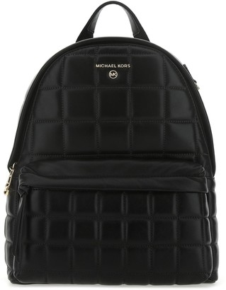 MICHAEL Michael Kors Slater Quilted Medium Backpack