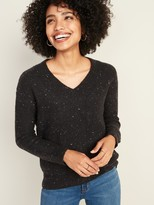 Old Navy Cozy V-Neck Sweater for Women