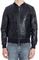 Orciani Bomber Leather