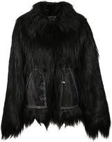 MM6 MAISON MARGIELA Mm6 Faux Fur Jacket