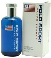 Polo Ralph Lauren Sport Eau de Toilette Spray for Men, 4.2 Ounce