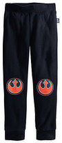 Disney Star Wars Rebel Alliance Fleece Pants for Kids