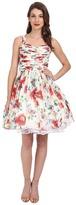 Unique Vintage Short Garden State Dress