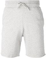 Majestic Filatures track shorts - men - Cotton - M