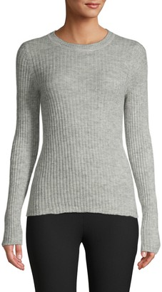 Rag & Bone Ribbed Long-Sleeve Sweater