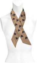 Burberry 6x90 Heart Skinny scarf